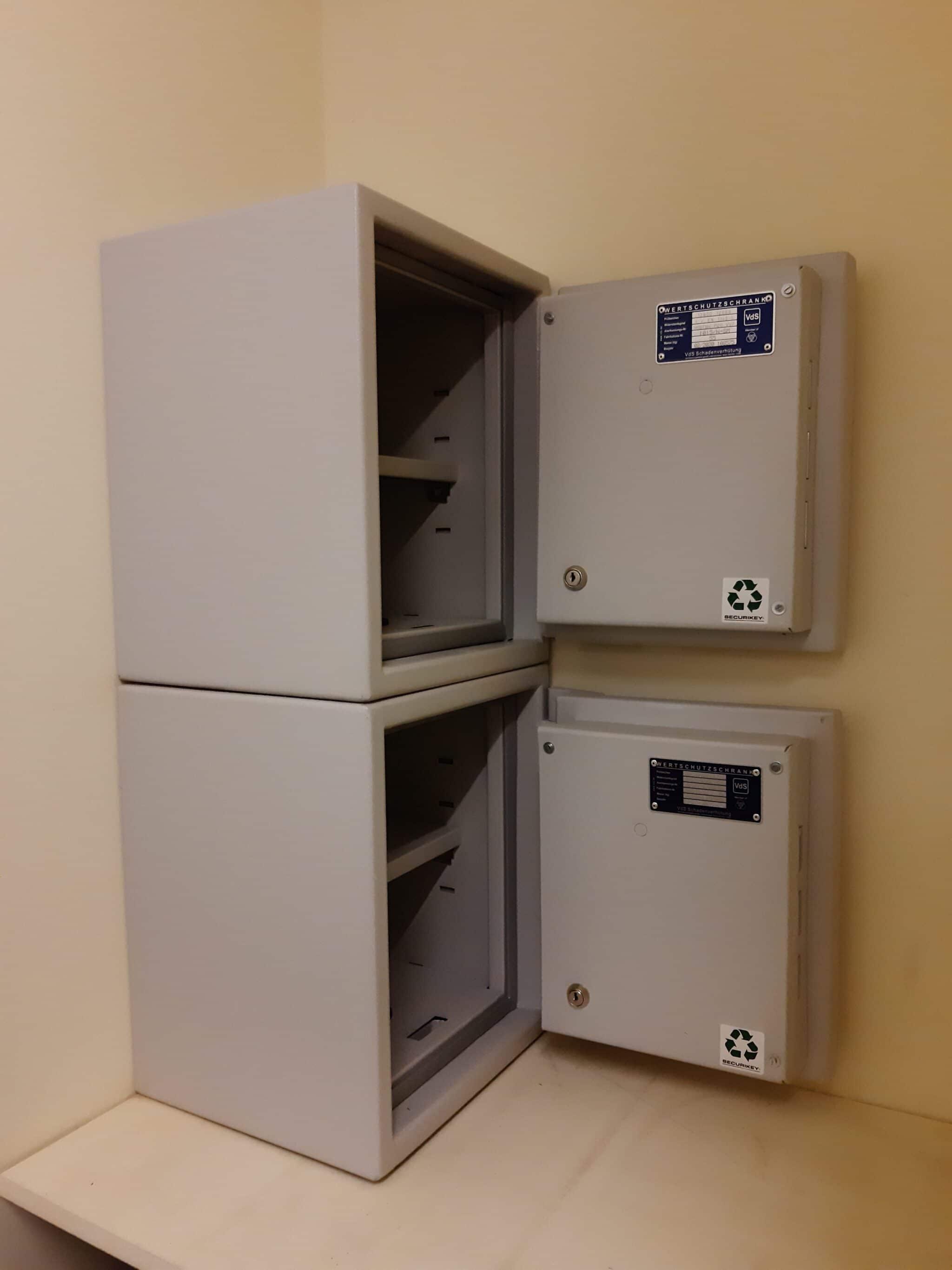 Sussex Eurograde 1 Size 1 Digital Safes